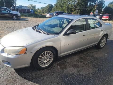 2005 Chrysler Sebring for sale at Five Star Motors in Senatobia MS