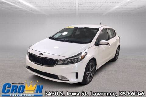 2017 Kia Forte5 for sale at Crown Automotive of Lawrence Kansas in Lawrence KS