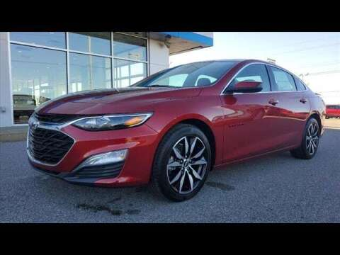 2021 Chevrolet Malibu for sale at Herman Jenkins Used Cars in Union City TN