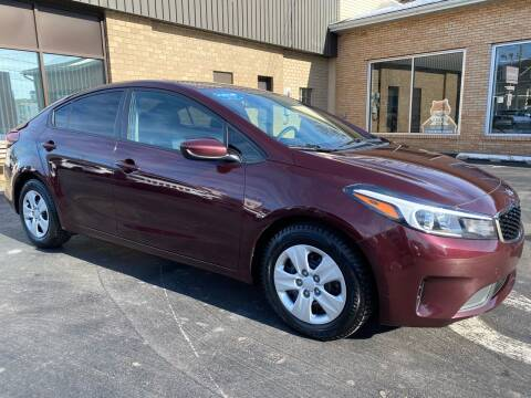 2017 Kia Forte for sale at C Pizzano Auto Sales in Wyoming PA