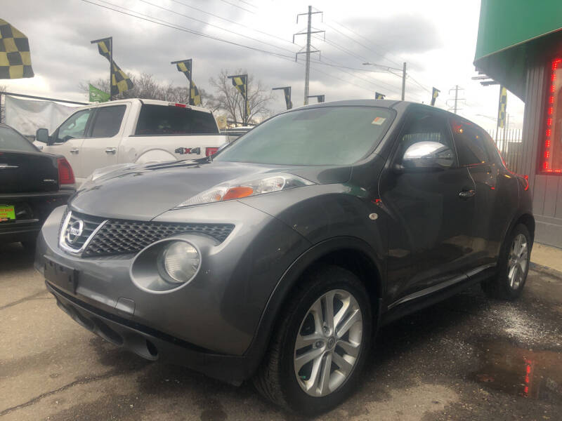 2011 Nissan JUKE for sale at Champs Auto Sales in Detroit MI