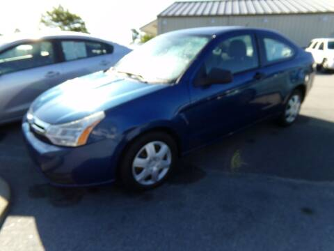 2008 Ford Focus for sale at Creech Auto Sales in Garner NC