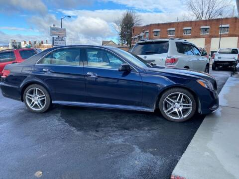 2015 Mercedes-Benz E-Class for sale at All American Autos in Kingsport TN