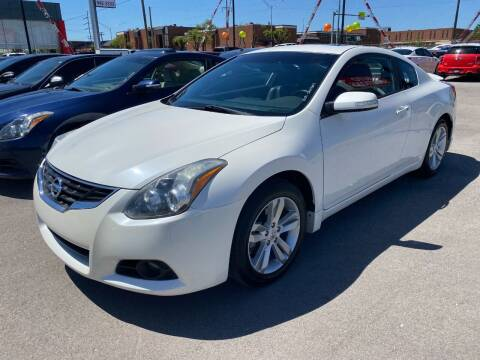 2011 Nissan Altima for sale at Auto Solutions in Warr Acres OK