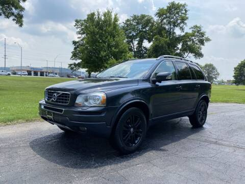 2012 Volvo XC90 for sale at Moundbuilders Motor Group in Heath OH