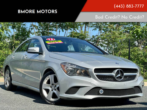 2015 Mercedes-Benz CLA for sale at Bmore Motors in Baltimore MD