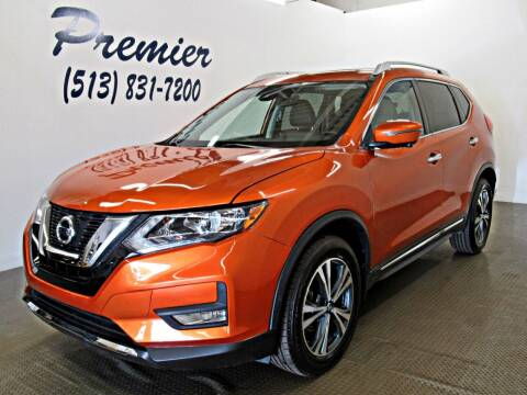 2017 Nissan Rogue for sale at Premier Automotive Group in Milford OH