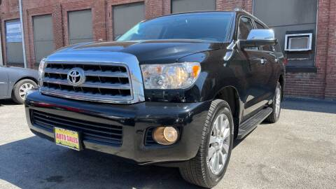 2016 Toyota Sequoia for sale at Rocky's Auto Sales in Worcester MA