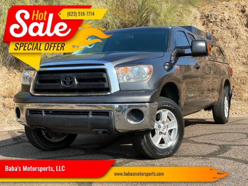 2012 Toyota Tundra for sale at Baba's Motorsports, LLC in Phoenix AZ