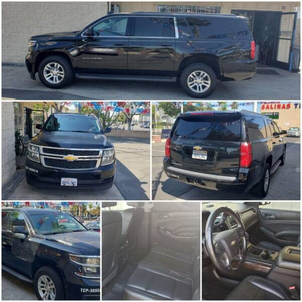 2015 Chevrolet Suburban for sale at DL Auto Lux Inc. in Westminster CA