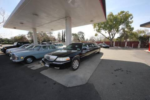 2004 Lincoln Town Car for sale at Phantom Motors in Livermore CA