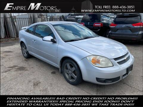 2008 Chevrolet Cobalt for sale at Empire Motors LTD in Cleveland OH