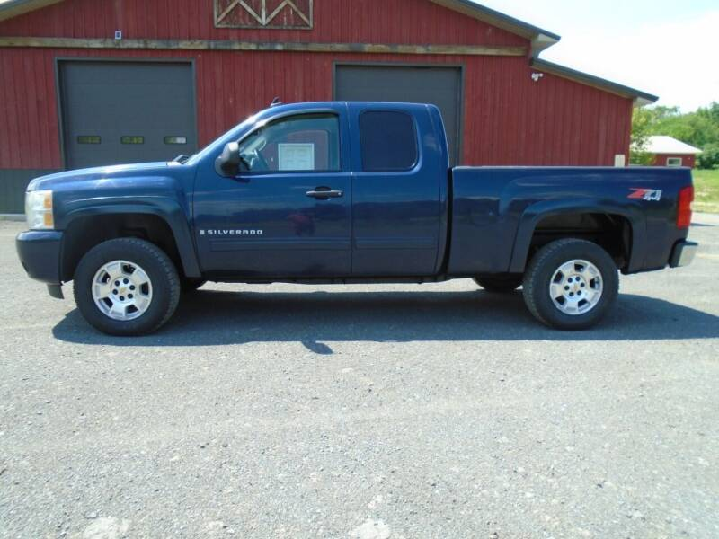 2009 Chevrolet Silverado 1500 for sale at Celtic Cycles in Voorheesville NY