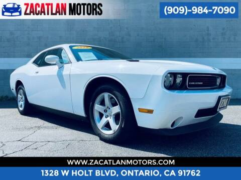 2010 Dodge Challenger for sale at Ontario Auto Square in Ontario CA