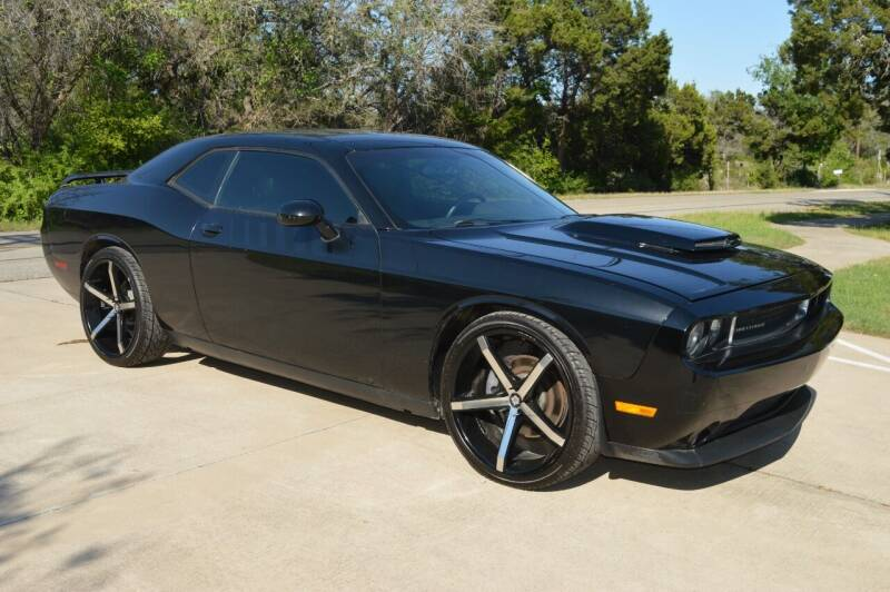 2012 Dodge Challenger for sale at Luxury Motorsports in Austin TX