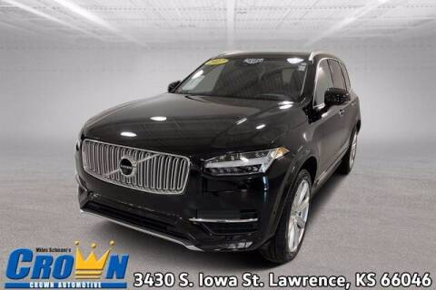 2017 Volvo XC90 for sale at Crown Automotive of Lawrence Kansas in Lawrence KS