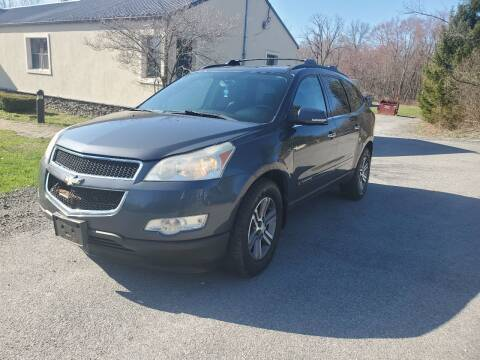 2009 Chevrolet Traverse for sale at Wallet Wise Wheels in Montgomery NY