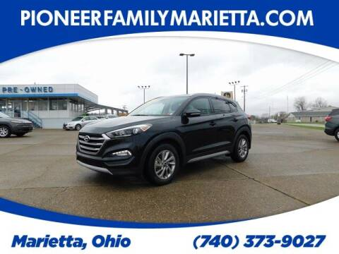 2017 Hyundai Tucson for sale at Pioneer Family preowned autos in Williamstown WV