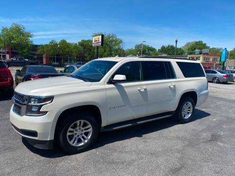 2015 Chevrolet Suburban for sale at BWK of Columbia in Columbia SC