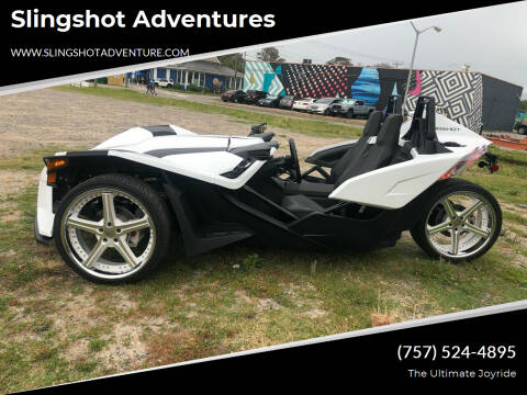 2019 Polaris Slingshot for sale at Slingshot Adventures in Virginia Beach VA