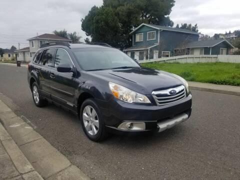 2012 Subaru Outback for sale at Gateway Motors in Hayward CA