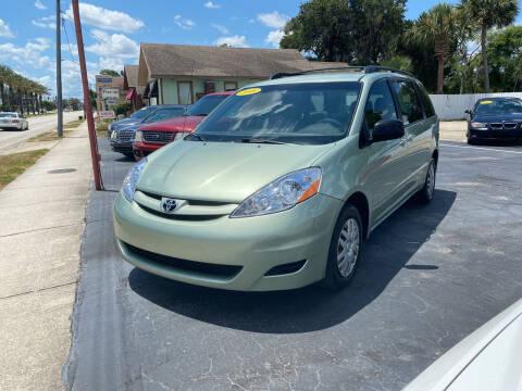 2008 Toyota Sienna for sale at Riviera Auto Sales South in Daytona Beach FL