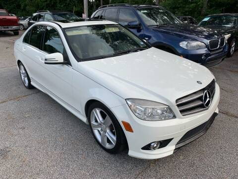 2010 Mercedes-Benz C-Class for sale at Philip Motors Inc in Snellville GA