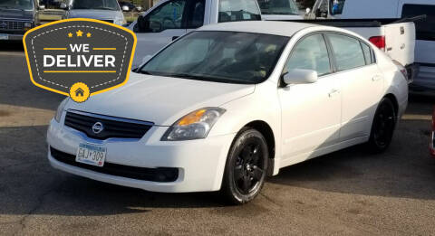 2007 Nissan Altima for sale at Tower Motors in Brainerd MN