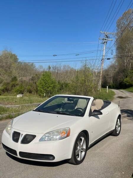 2007 Pontiac G6 for sale at Dependable Motors in Lenoir City TN