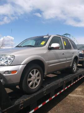 2004 Buick Rainier for sale at WB Auto Sales LLC in Barnum MN