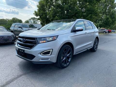 2015 Ford Edge for sale at VK Auto Imports in Wheeling IL