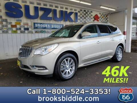 2016 Buick Enclave for sale at BROOKS BIDDLE AUTOMOTIVE in Bothell WA