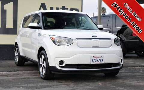 2017 Kia Soul EV for sale at H1 Auto Group in Sacramento CA