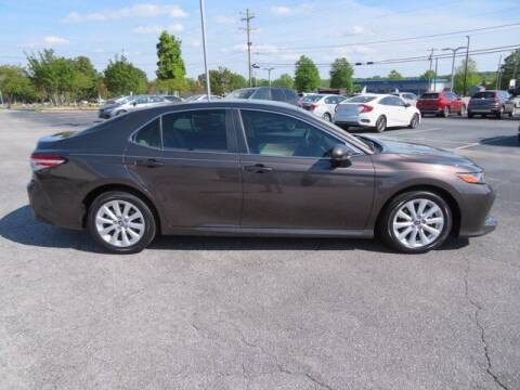 2018 Toyota Camry for sale at DICK BROOKS PRE-OWNED in Lyman SC