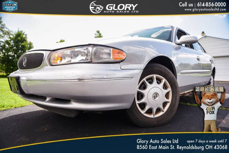 2003 Buick Century for sale at Glory Auto Sales LTD in Reynoldsburg OH