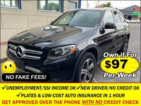 2016 Mercedes-Benz GLC for sale at AUTOFYND in Elmont NY