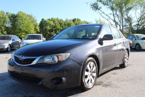 2009 Subaru Impreza for sale at UpCountry Motors in Taylors SC