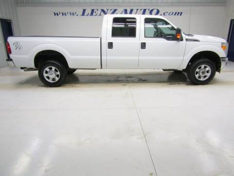 2016 Ford F-350 Super Duty for sale at LENZ TRUCK CENTER in Fond Du Lac WI