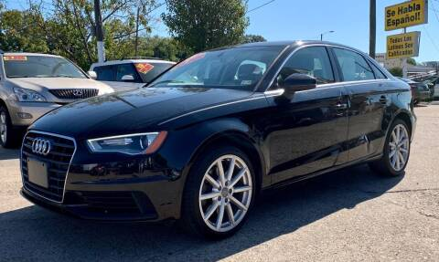 2015 Audi A3 for sale at Steve's Auto Sales in Norfolk VA