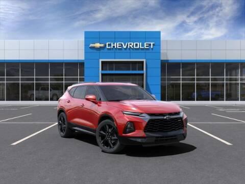 2021 Chevrolet Blazer for sale at Winegardner Auto Sales in Prince Frederick MD