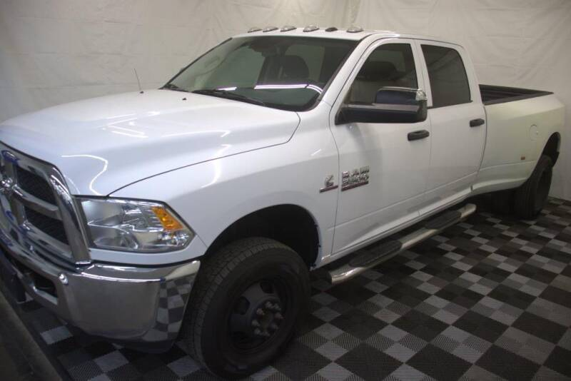 2018 RAM Ram Pickup 3500 for sale at AH Ride & Pride Auto Group in Akron OH