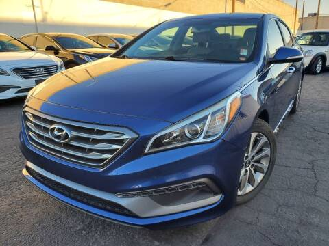 2015 Hyundai Sonata for sale at Auto Center Of Las Vegas in Las Vegas NV