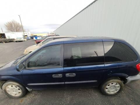 2003 Dodge Caravan for sale at HUM MOTORS in Caldwell ID