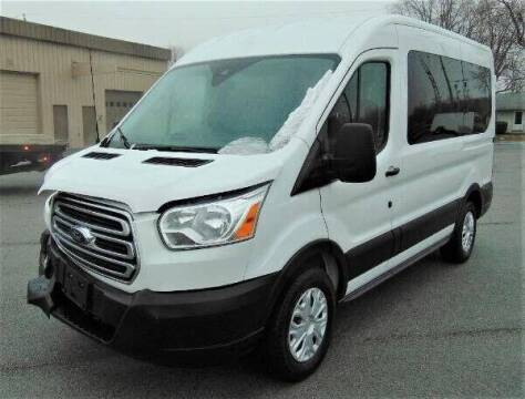 2019 Ford Transit Passenger for sale at Kenny's Auto Wrecking in Lima OH