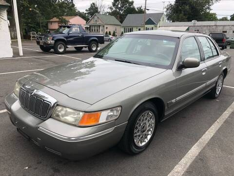 1999 Mercury Grand Marquis for sale at EZ Auto Sales , Inc in Edison NJ
