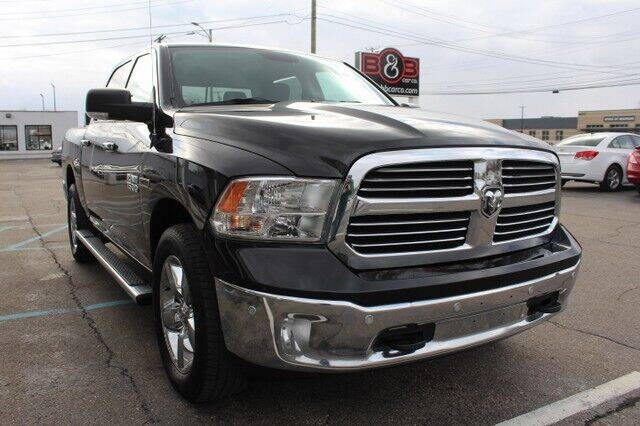 2016 RAM Ram Pickup 1500 for sale at B & B Car Co Inc. in Clinton Twp MI