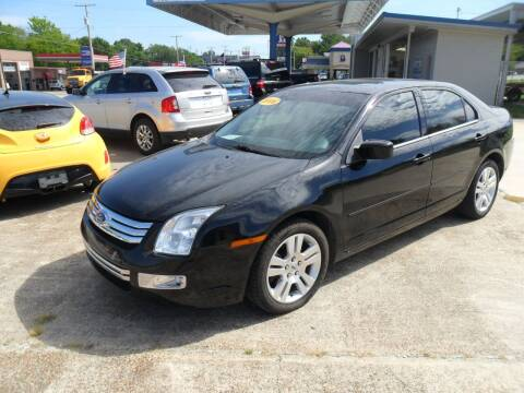 2006 Ford Fusion for sale at C MOORE CARS in Grove OK