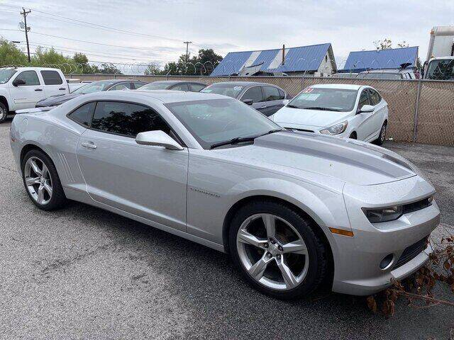 2014 Chevrolet Camaro for sale at CBS Quality Cars in Durham NC