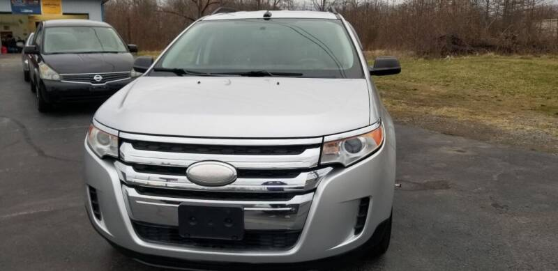 2012 Ford Edge for sale at Country Auto Sales in Boardman OH