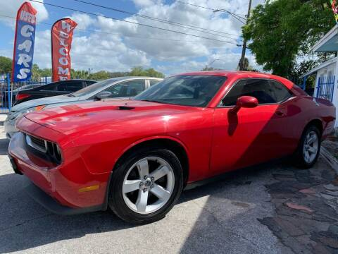 2011 Dodge Challenger for sale at Always Approved Autos in Tampa FL